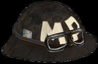 Шлем бойца военной полиции