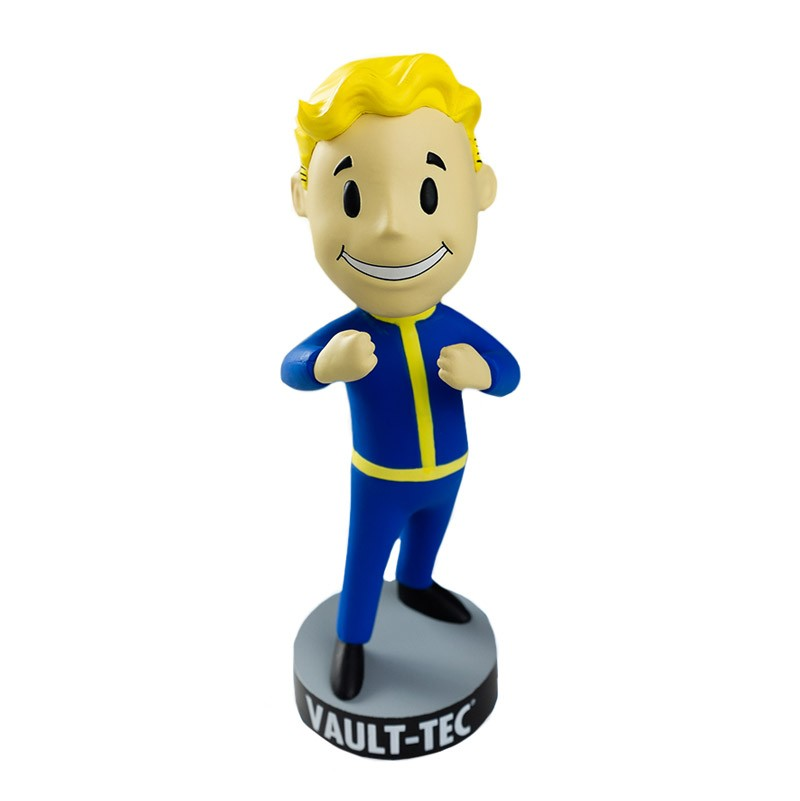 Bobblehead Unarmed collectable