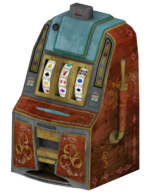 FNV multicolor slotmachine