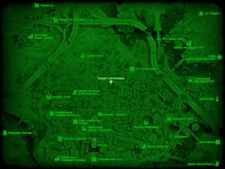 FO4 Секрет сантехника (карта мира)