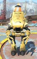 FO4 - Protectron (Construction 3)