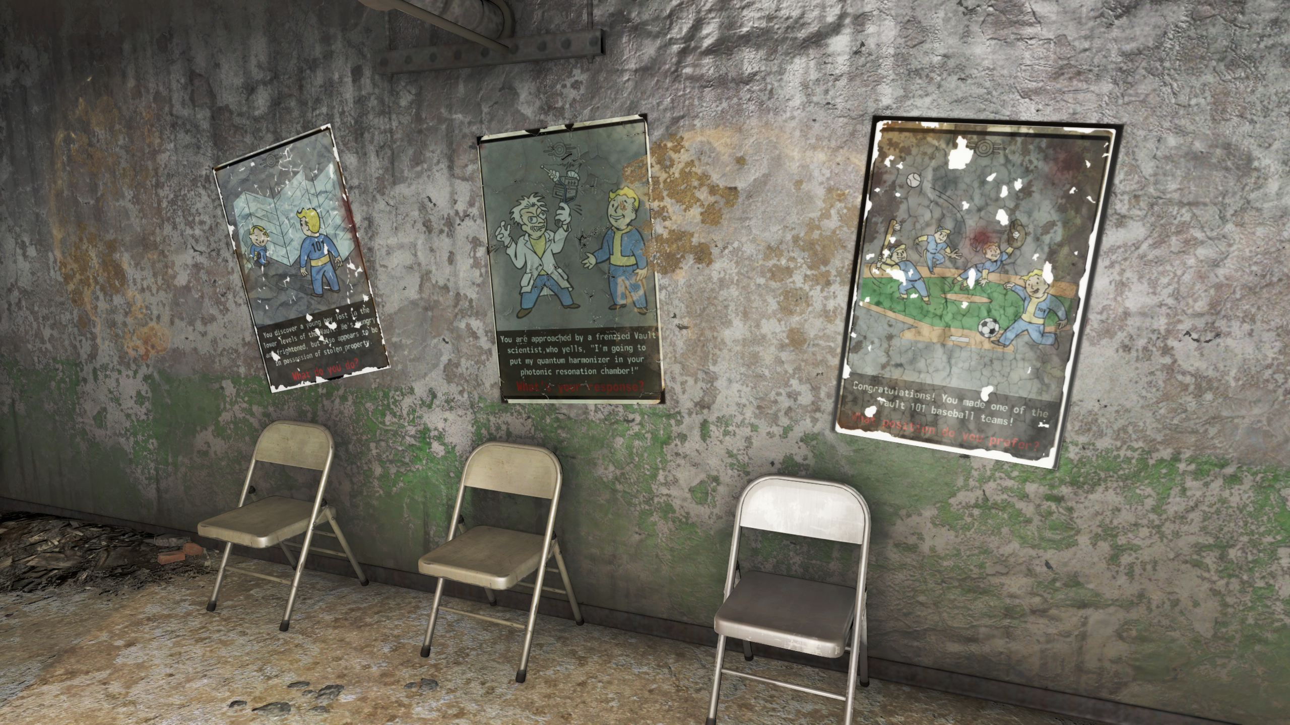 FO4 Compound (GOAT posters)