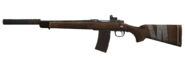 FO4 Suppressed hunting rifle