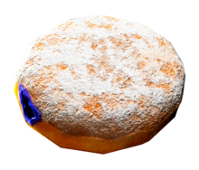 Fo4CC Tarberry Filled Donut
