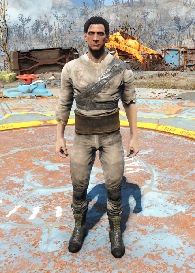 Fo4Long Johns male