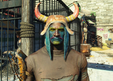 Fo4PackHornedHelm Worn.png