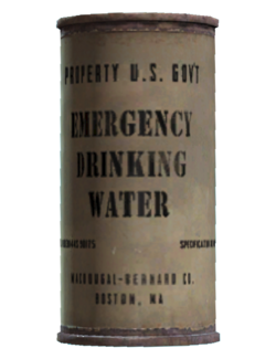 Fo4 purified water