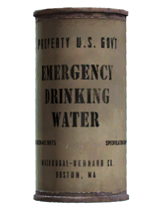 Purified water fallout 4 fallout wiki fandom powered by wikia purified water solutioingenieria Image collections