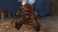 Fo4 sentrybot about-to-overheat