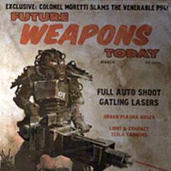 Зброя — майбутнє сьогодні