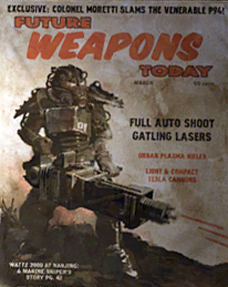 Future Weapons Today