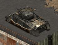 Tank Unrepaired