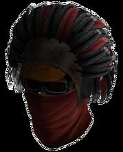 Veteran decanus helmet