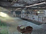 Wnętrze koszar