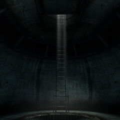 Ladder to the wasteland