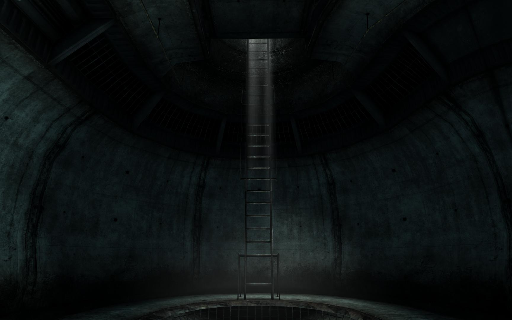 Bethesda underworks Ladder to the wasteland