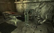 FNV New Vegas Medical Clinic Auto-Doc