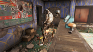 FO4 Back Alley Bowling (Tenpin)