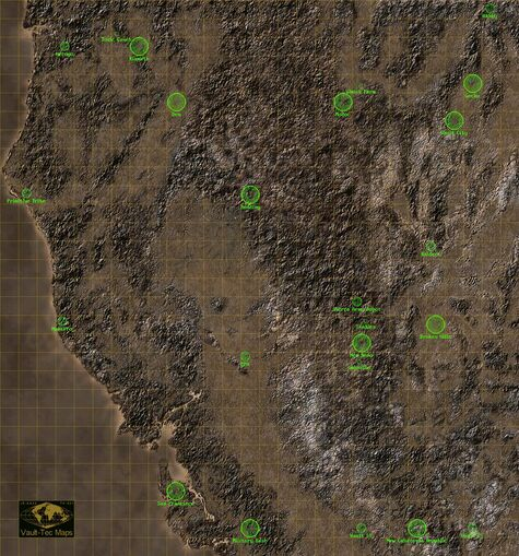 Fallout 2 locations | Fallout Wiki | FANDOM powered by Wikia