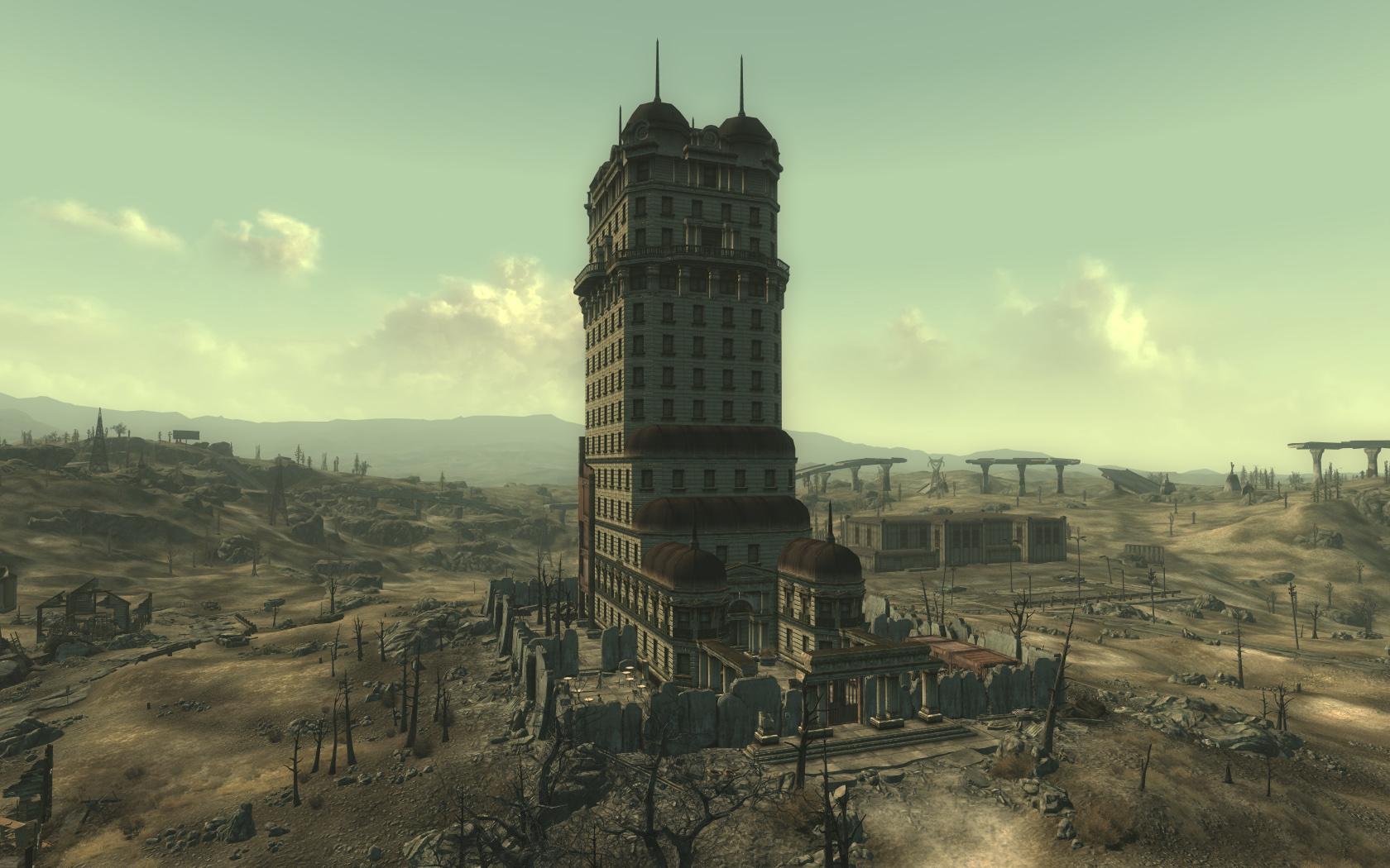 Tenpenny Tower & Tenpenny Tower   Fallout Wiki   FANDOM powered by Wikia