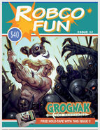 Fo4 Art RobCo Fun magazine (Grognak and Ruby Ruins)