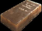 Gold bar (Barra de oro)