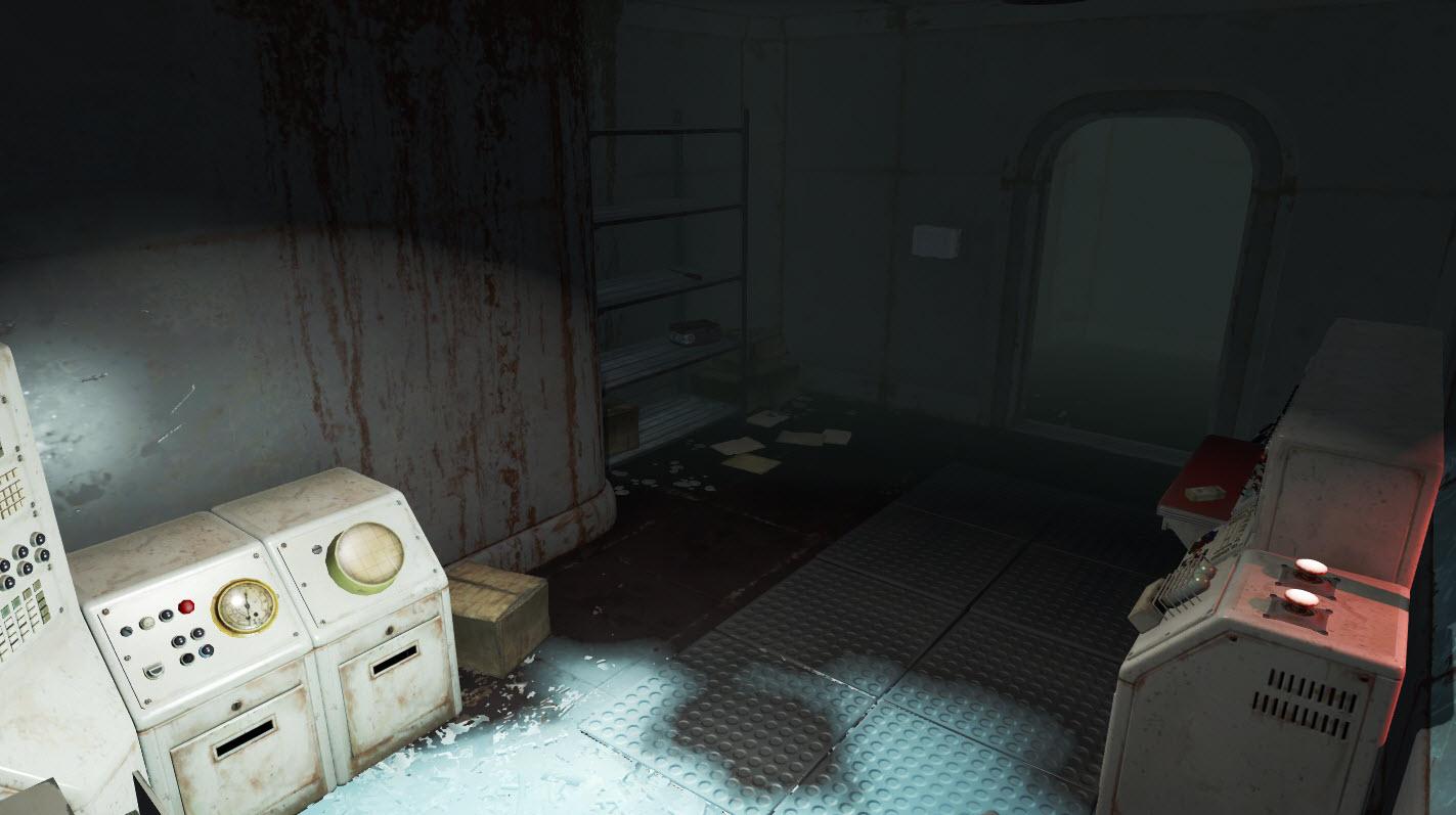 Institute-FEVLabEntrance-Fallout4