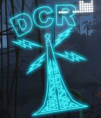 Diamond City Temporary Logo