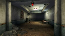 FO3 Presidential metro The Sorrowful Suitor holotape 03