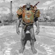 FO4 тяжелая броня СМ