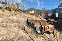FO4 Brand New Car