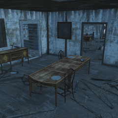 Dining room located on the first floor