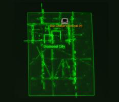 FO4 Doc Crocker's House Local Map