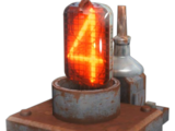 Oversized Nixie tube