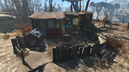 FO4 Walden pond 2