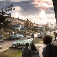 Nuclear blast concept art, released after the E3 Conference, June 2015