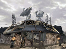 Fallout New Vegas Black Mountain.