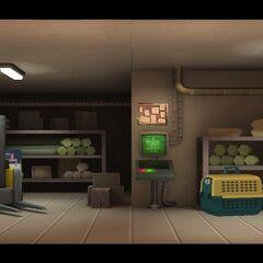 Подвійна кімната першого рівня