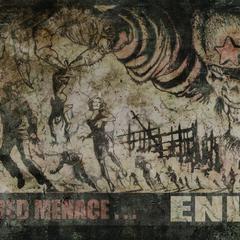 «Зупини червону загрозу... вступай до війська!»