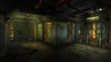 Vault 22 entrance