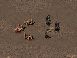 FO2 Remnants of the Master's army
