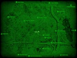 FO4 Гараж (карта мира)