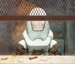 FO76 Vendor bot raider