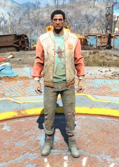 Fo4 Nuka-World Jacket and Jeans