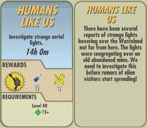 FoS Humans Like Us card
