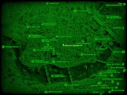 FO4 Крупный перекресток (карта мира)