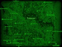FO4 Рыбацкая хижина (карта мира)