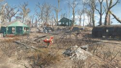 FO4 Rocky Narrows Park
