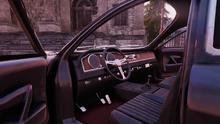 FO76 Limousine front seats