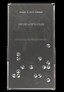 FO76 Nuclear Keycard (1)
